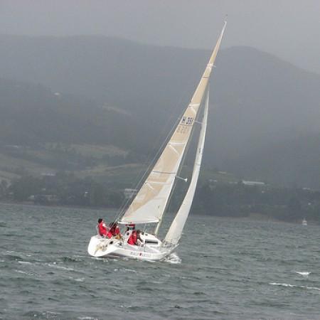 Half-hearted Sailing